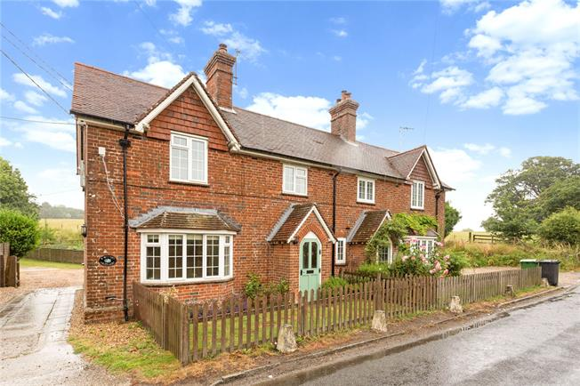 Asking Price £475,000, 3 Bedroom Semi Detached House For Sale in Burghclere, RG20