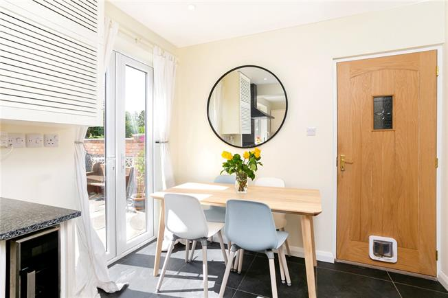 Offers in excess of £525,000, 4 Bedroom Semi Detached House For Sale in Berkshire, RG14