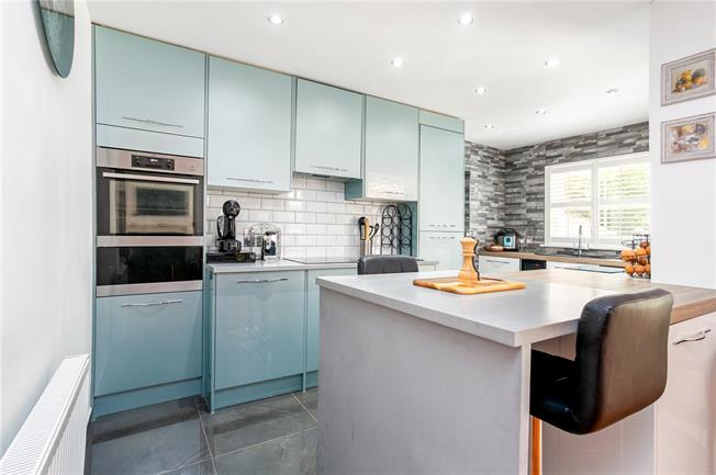 Guide Price £625,000, 4 Bedroom Detached House For Sale in Hampstead Norreys, RG18