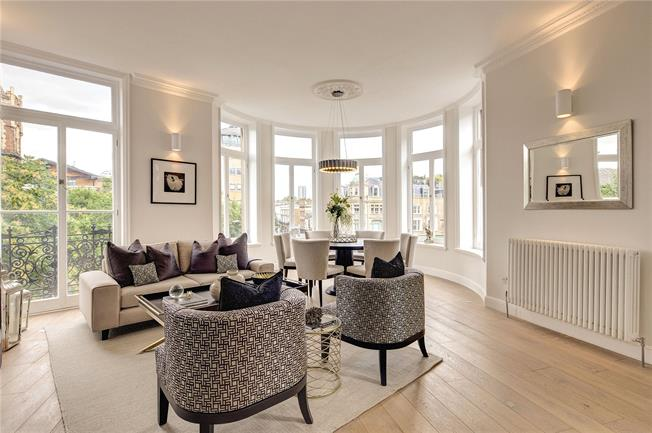 Offers in excess of £1,000,000, 2 Bedroom Flat For Sale in London, W2