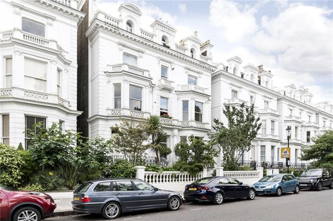 Asking Price £3,575,000, 3 Bedroom Flat For Sale in London, W2