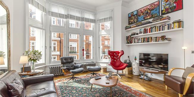 Asking Price £1,500,000, 1 Bedroom Flat For Sale in London, W2