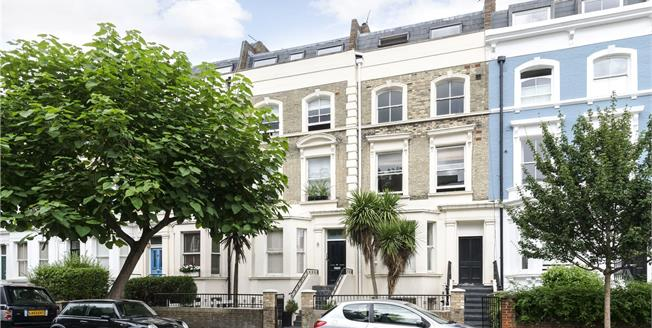 Asking Price £650,000, 1 Bedroom Flat For Sale in London, W11