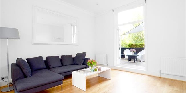 Asking Price £995,000, 1 Bedroom Flat For Sale in London, W10