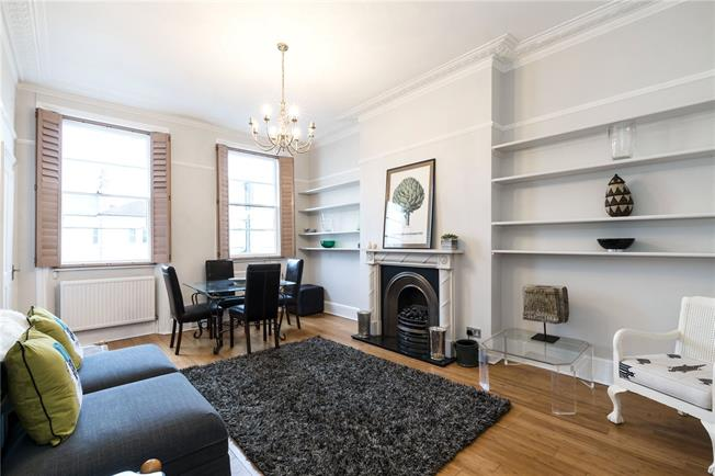 Asking Price £935,000, 1 Bedroom Flat For Sale in London, W11