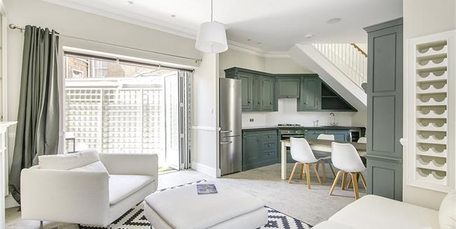 Asking Price £1,645,000, 4 Bedroom Terraced House For Sale in London, W10
