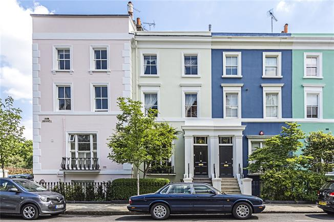 Offers in excess of £4,000,000, 4 Bedroom Terraced House For Sale in London, W11