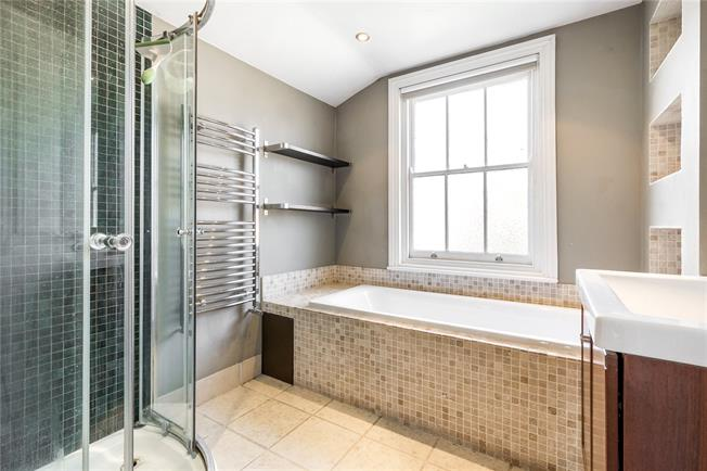 Asking Price £855,000, 2 Bedroom Terraced House For Sale in London, W10