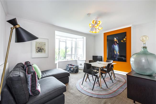 Offers in excess of £465,000, 2 Bedroom Flat For Sale in London, W10