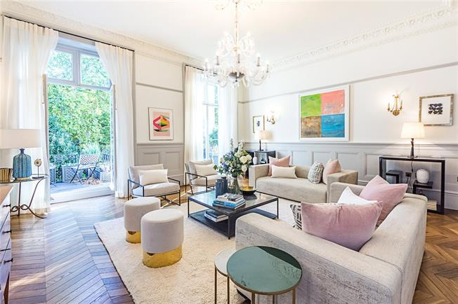 Asking Price £5,950,000, 3 Bedroom Flat For Sale in London, W2