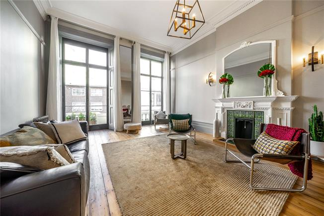 Asking Price £2,500,000, 2 Bedroom Flat For Sale in London, W2