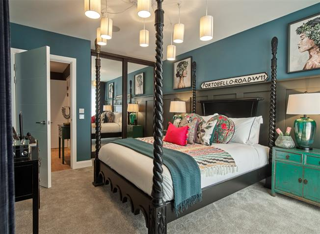 Asking Price £645,000, 1 Bedroom Flat For Sale in London, W10