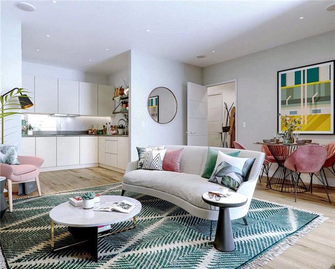 1 Bedroom Flat For Sale In Ladbroke Grove London For Asking Price