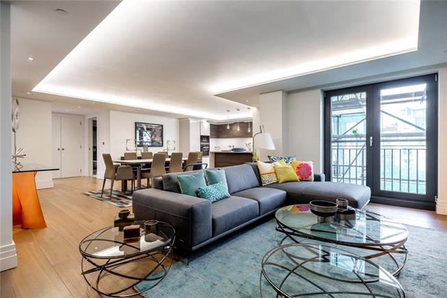 Asking Price £3,640,000, 3 Bedroom Flat For Sale in London, W2