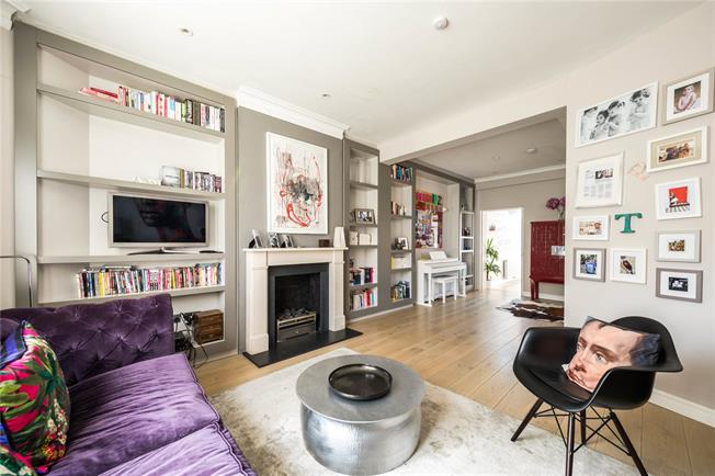 Asking Price £1,250,000, 4 Bedroom House For Sale in London, W10