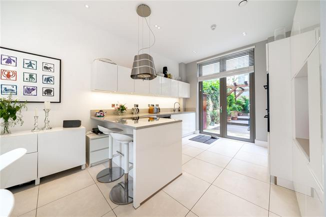 Offers in excess of £1,850,000, 3 Bedroom Terraced House For Sale in London, W10