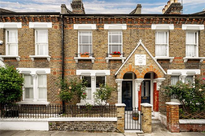 Offers in excess of £900,000, 3 Bedroom Terraced House For Sale in London, W10