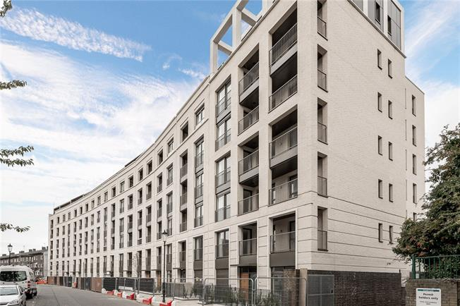 Asking Price £665,000, 1 Bedroom Flat For Sale in London, W10