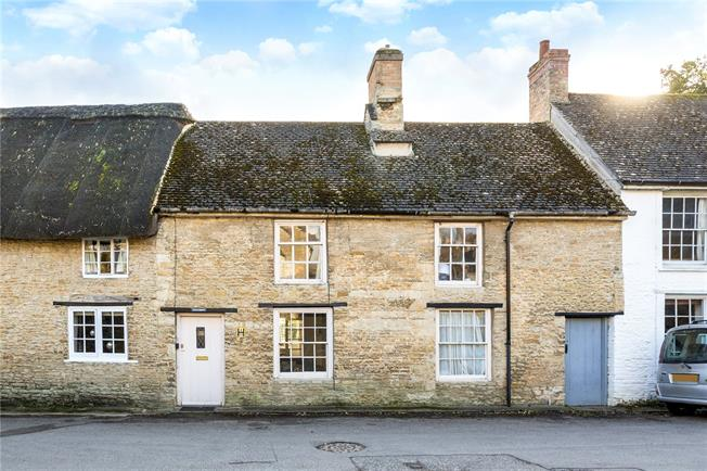 Offers in excess of £400,000, 2 Bedroom Terraced House For Sale in Islip, OX5