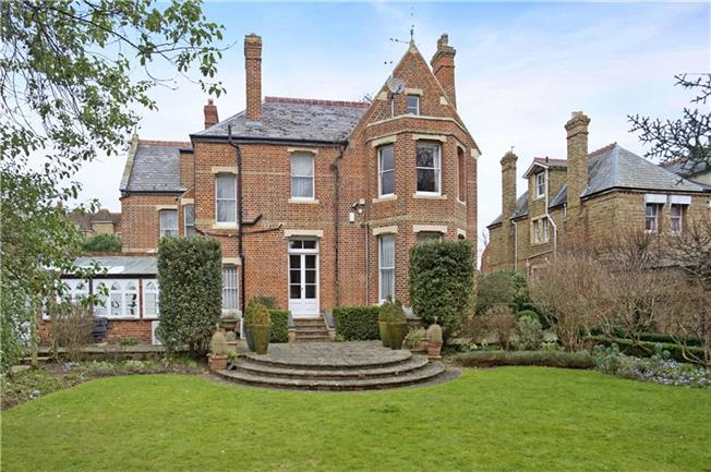 Guide Price £4,500,000, 6 Bedroom Detached House For Sale in Oxford, OX2
