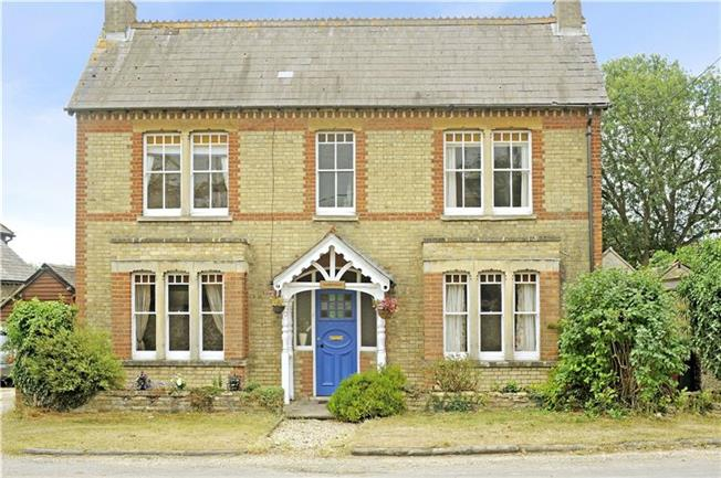 Offers in excess of £750,000, 4 Bedroom Detached House For Sale in Kidlington, Oxfordshire, OX5