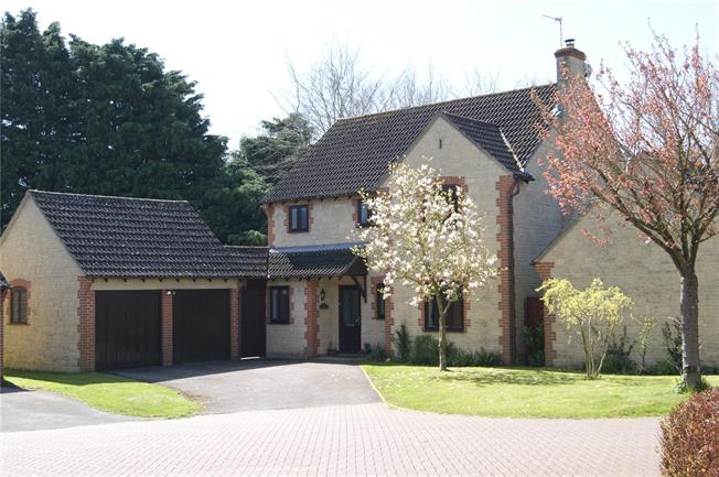 Guide Price £599,000, 4 Bedroom Detached House For Sale in Kingston Bagpuize, OX13