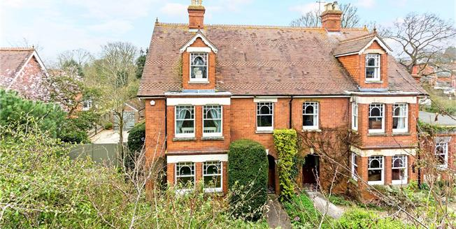 Guide Price £895,000, 6 Bedroom Semi Detached House For Sale in Wantage, OX12