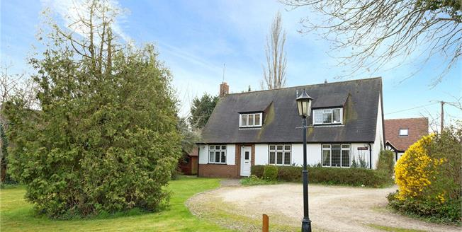 Guide Price £895,000, 5 Bedroom Detached House For Sale in Abingdon, Oxfordshire, OX13