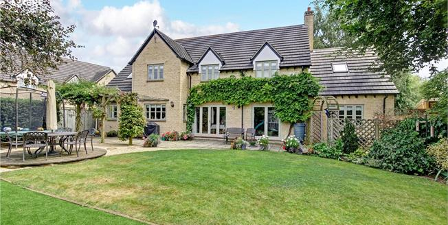 Guide Price £750,000, 5 Bedroom Detached House For Sale in Oxfordshire, OX29
