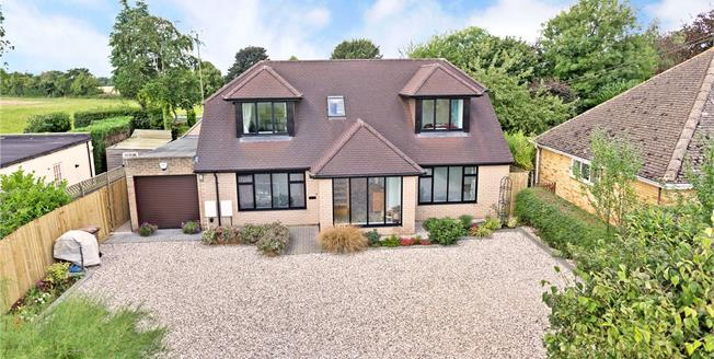 Guide Price £750,000, 5 Bedroom Detached House For Sale in Oxford, OX1