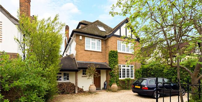 Offers in excess of £1,599,000, 5 Bedroom Detached House For Sale in Oxford, OX2
