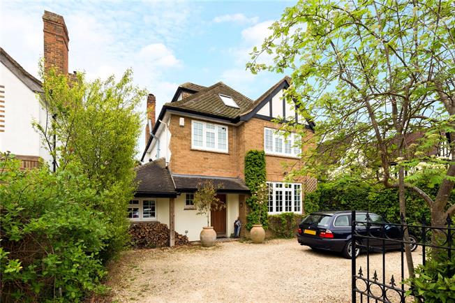 Guide Price £1,800,000, 5 Bedroom Detached House For Sale in Oxford, OX2