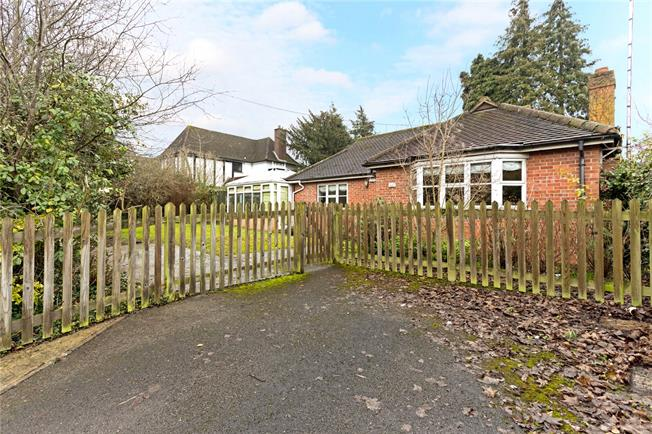 Offers in excess of £700,000, 2 Bedroom Bungalow For Sale in Oxfordshire, OX2