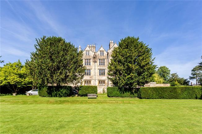 Guide Price £90,000, 2 Bedroom Flat For Sale in Shipton Under Wychwood, C, OX7