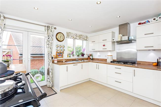 Offers in excess of £745,000, 5 Bedroom Detached House For Sale in Oxford, OX2