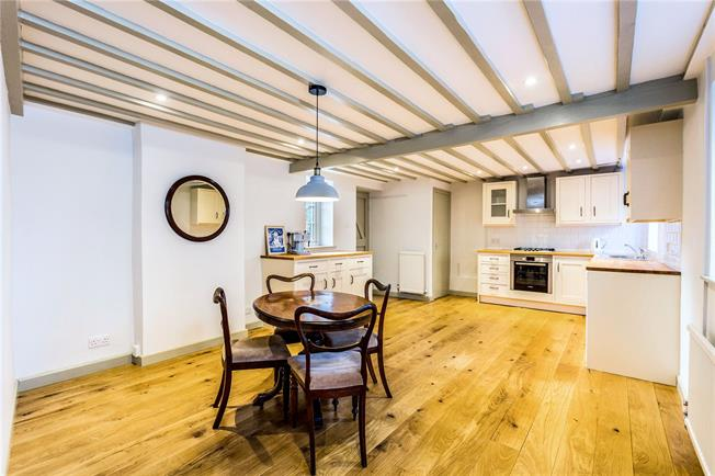Guide Price £600,000, 3 Bedroom Semi Detached House For Sale in Bletchingdon, OX5