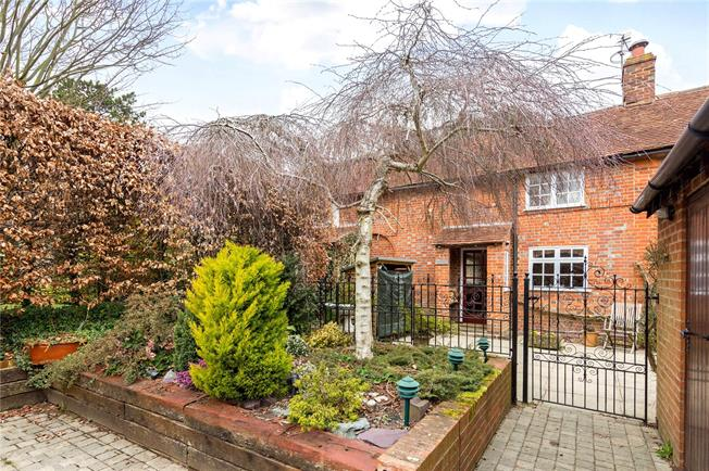 Offers in excess of £375,000, 2 Bedroom Semi Detached House For Sale in Wantage, OX12