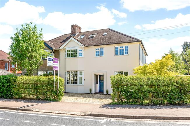 Offers in excess of £895,000, 4 Bedroom Semi Detached House For Sale in Oxford, OX2