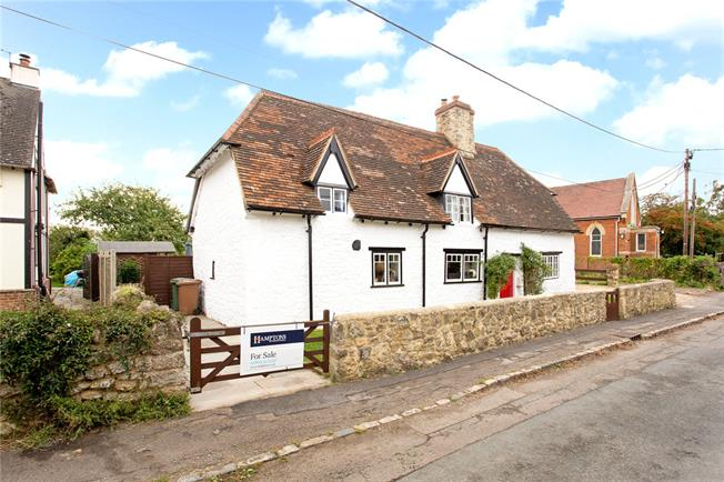 Offers in excess of £550,000, 3 Bedroom Detached House For Sale in South Hinksey, OX1