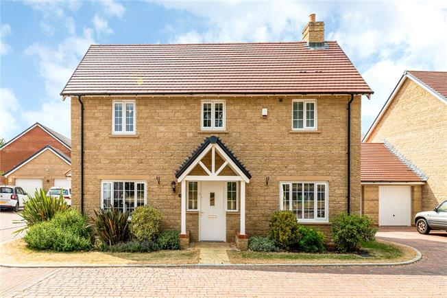 Offers in excess of £490,000, 4 Bedroom Detached House For Sale in Southmoor, OX13
