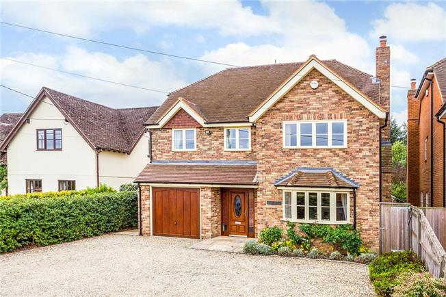Guide Price £975,000, 4 Bedroom Detached House For Sale in Oxford, OX3