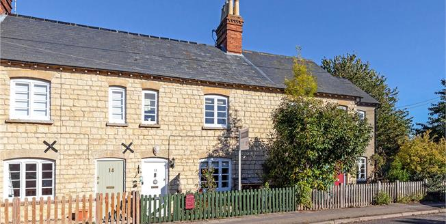 Offers in excess of £290,000, 2 Bedroom Terraced House For Sale in Fyfield, OX13
