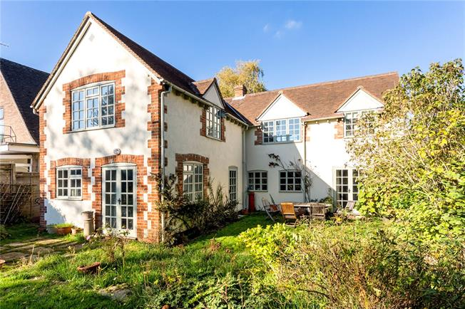 Guide Price £675,000, 3 Bedroom Detached House For Sale in Marsh Baldon, OX44