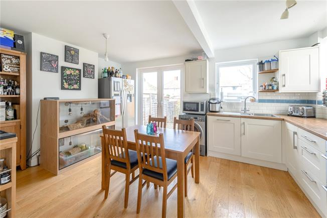 Offers in excess of £475,000, 3 Bedroom Semi Detached House For Sale in Headington, OX3