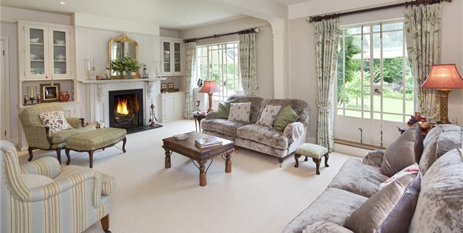 Guide Price £1,975,000, 6 Bedroom Detached House For Sale in Boars Hill, OX1