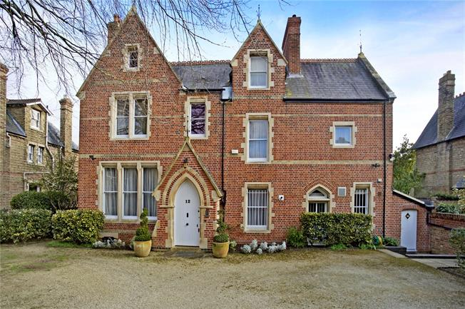Price on Application, 6 Bedroom Detached House For Sale in Oxford, OX2