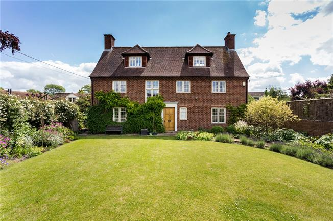 Offers in excess of £825,000, 4 Bedroom Detached House For Sale in Harwell, OX11