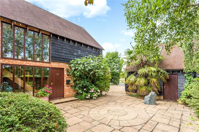 Guide Price £650,000, 4 Bedroom Detached House For Sale in Marsh Gibbon, OX27