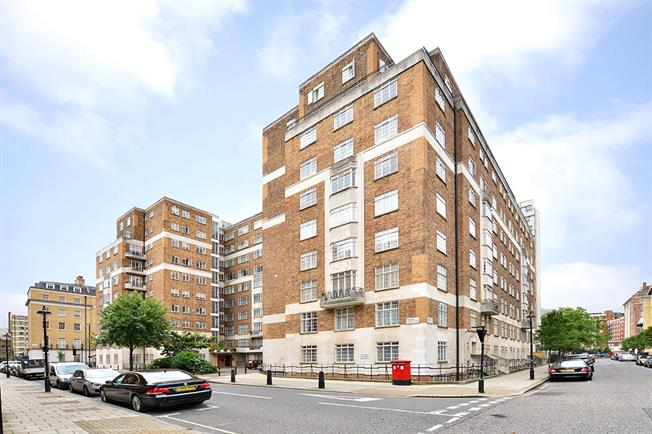 Asking Price £275,000, Flat For Sale in London, W1H
