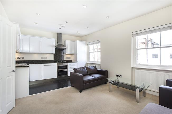 Asking Price £795,000, 2 Bedroom Flat For Sale in London, W1H